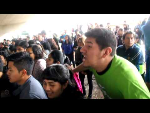 Pamer: Admisión San Marcos 2015-1