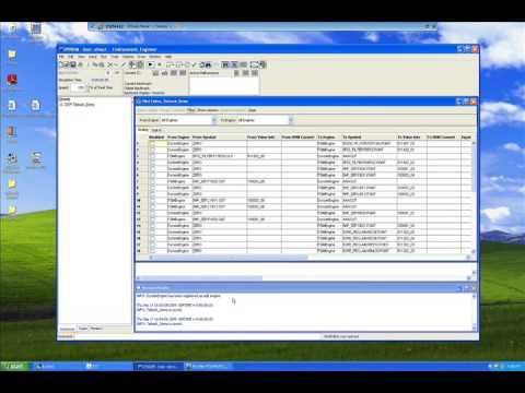 Tieback Simulation Demonstration