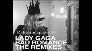 Lady GaGa - Bad Romance (Say It Right REMIX)