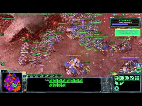 Guía Starcraft II Wings of Liberty - M26 Todo o Nada - Brutal