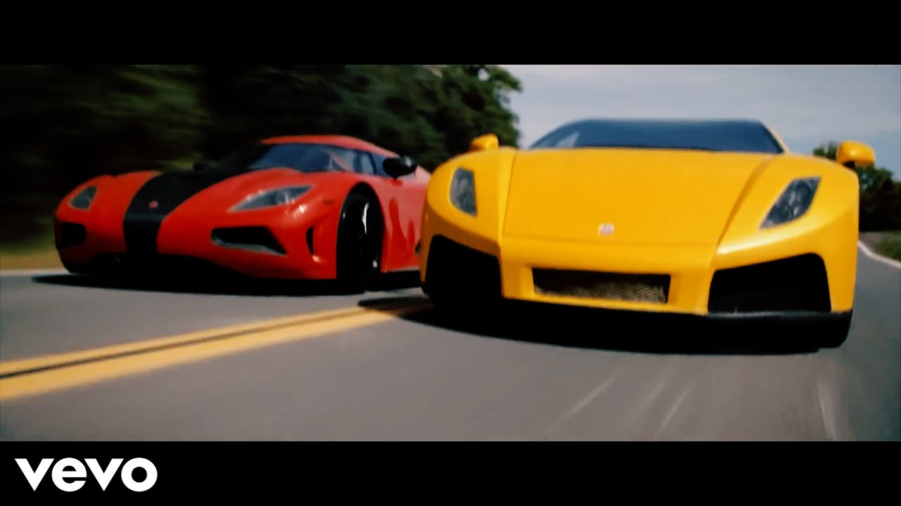 Balti - Ya Lili feat. Hamouda (Starix & XZEEZ Remix) Need For Speed [Chase Scene]