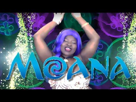 Shiny – Disney's Moana – FEMALE COVER by Sierra Nelson