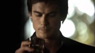 Damon Salvatore - le scene più belle e divertenti (ita) - PARTE 3