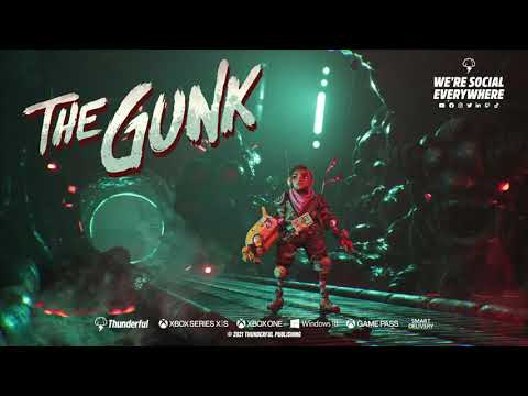 The Gunk: Official Gameplay Trailer | Xbox GamesCom 2021 Event