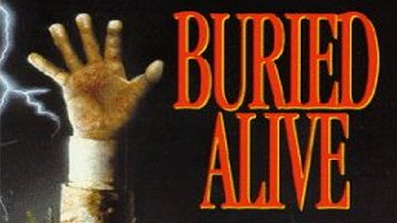 Buried alive movie
