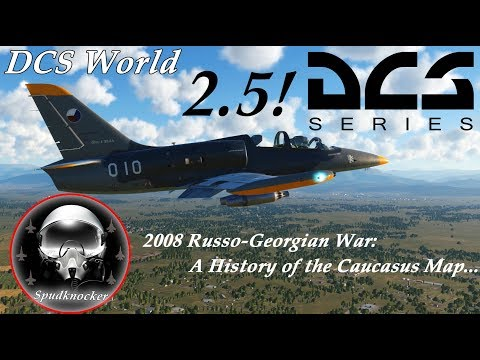 World 25 2008 russo georgian war a history of our causasus map dcs world 25 2008 russo georgian war a history of our causasus map in the l 39za albatros gumiabroncs