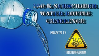 Repeat youtube video 100K Contest - 5 Things To Do with a Water Bottle
