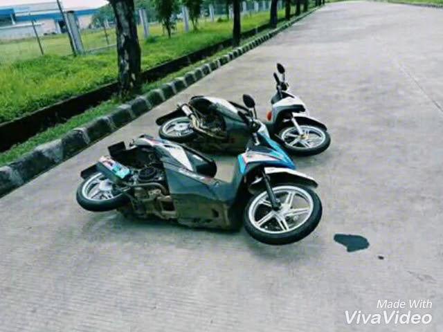 -Honda BeAT Indonesia- #versi tidur