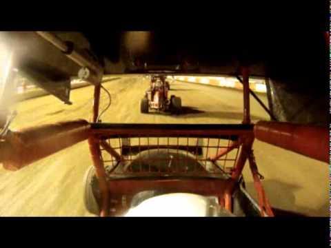 Main Event 3/10/12 California Lightning Sprints #24 Perris Auto Speedway