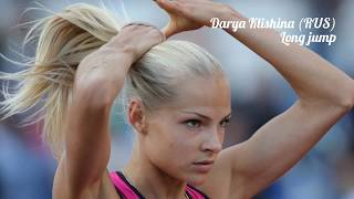 TOP 5 | Most beautiful athletes in Belgrade 2017