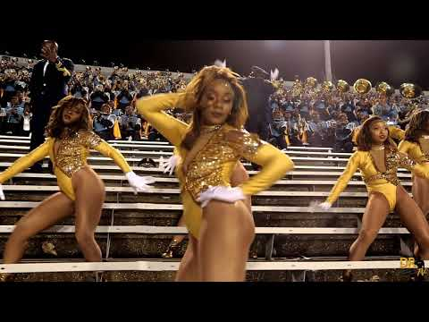 Sky is The Limit- Southern University Marching Band & Fabulous Dancing Dolls (2017)