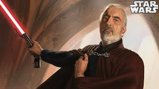 What Happened to Count Dooku