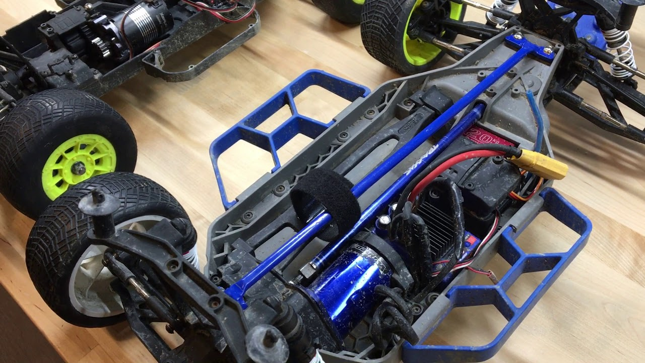 3 Must Have Upgrades to Make your Traxxas Slash 4x4 Race Worthy