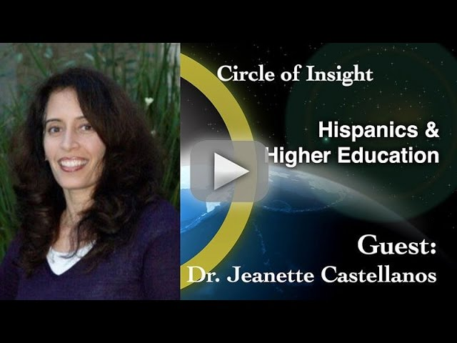 Hispanics & Higher Education
