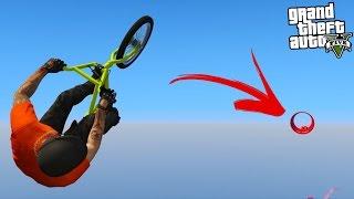 99% IMPOSSIBLE BMX CHALLENGE 👍GTA 5 ONLINE ALPHYX