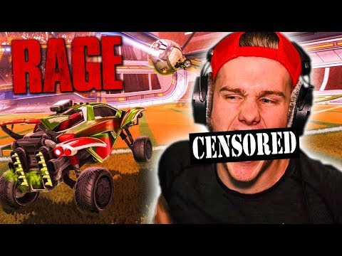 I HAVE NEVER MADE SOMEONE SO ANGRY IN ROCKET LEAGUE thumbnail
