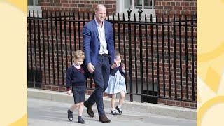 Kate och William avslöjar namnet på nya prinsen - Nyhetsmorgon (TV4)