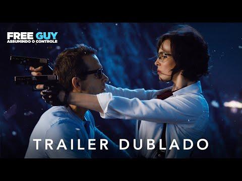 Free Guy: Assumindo o Controle | Trailer 3 Oficial Dublado