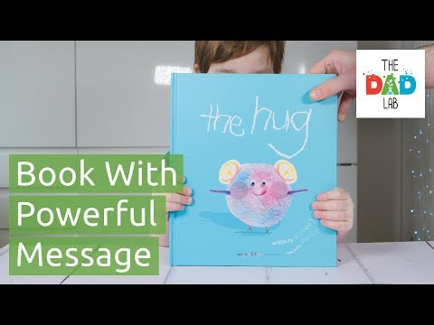 The Hug  - Children's Book Review