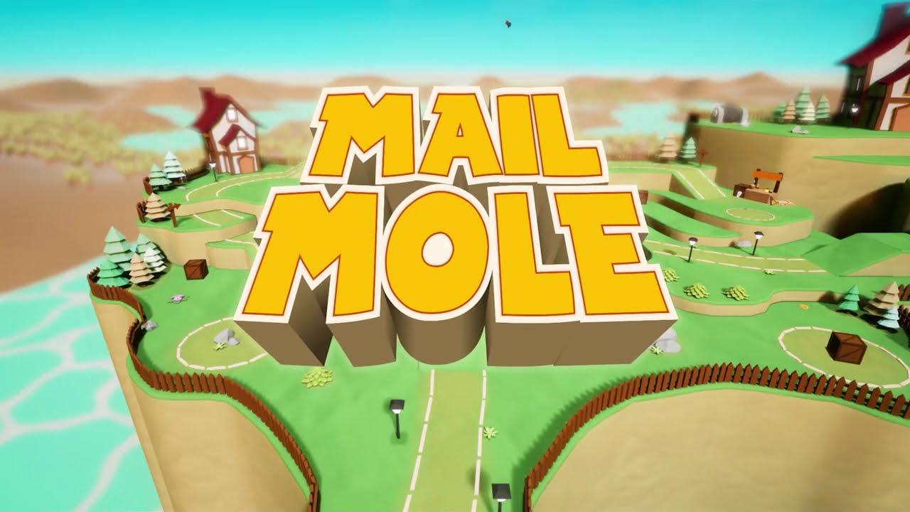 Спасите родные края от катастрофы в игре Mail Mole!