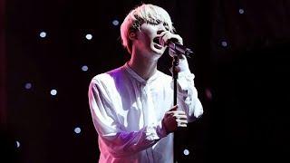 Gambar cover BTS Jin Live Vocals Compilation