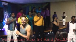 Millennium Starz Int Band Live - Kick Inn She Back Door