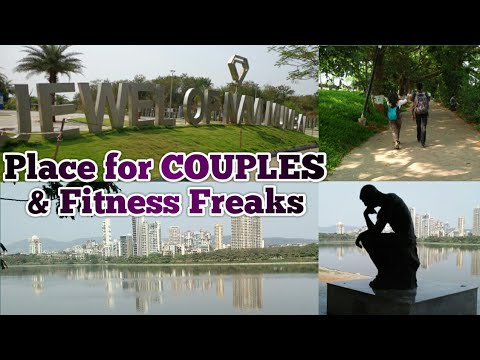 Jewel of Navi Mumbai | Health Park in Nerul | Best place for couples in Mumbai