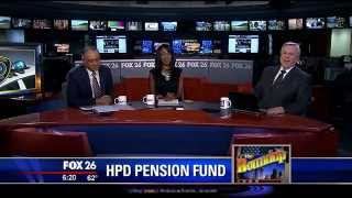 State of the Police Pension