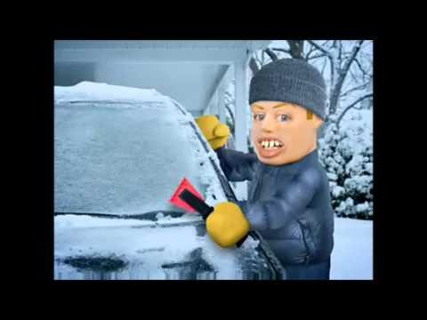 5206462096bfc Les joies de l hiver avec les Têtes à Claques !! Humour☺ - YouTube