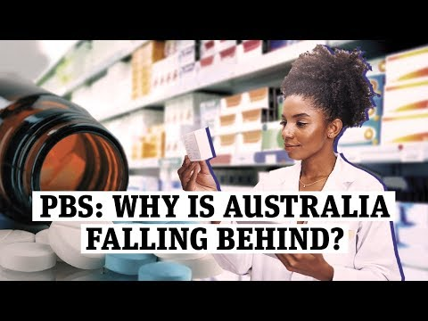Pharmaceutical Benefits Scheme: Why Is Australia Falling Behind?