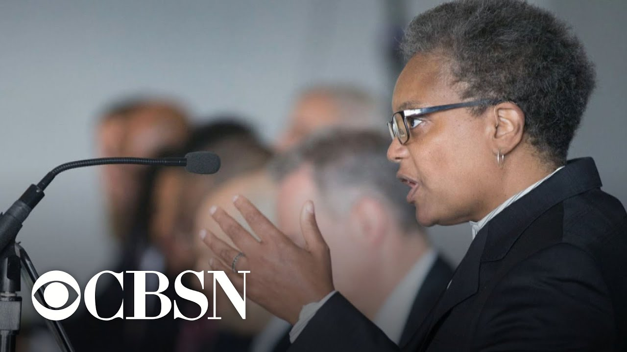 Chicago Elects First Black Female Mayor