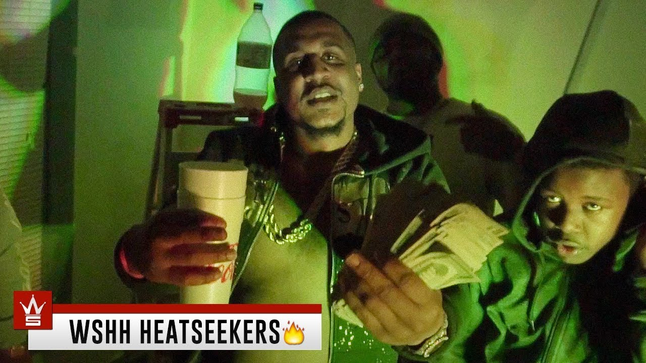 Dead Broke Boo - Extra [WSHH Heatseekers Submitted]