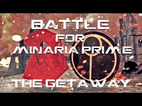 The Getaway (Mission 1a) - Battle for Minaria Prime Tau / Ork Narrative Campaign