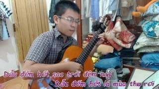 Người Thầy - Sáng tác : Nguyễn Nhất Huy - [Guitar Instrumental]