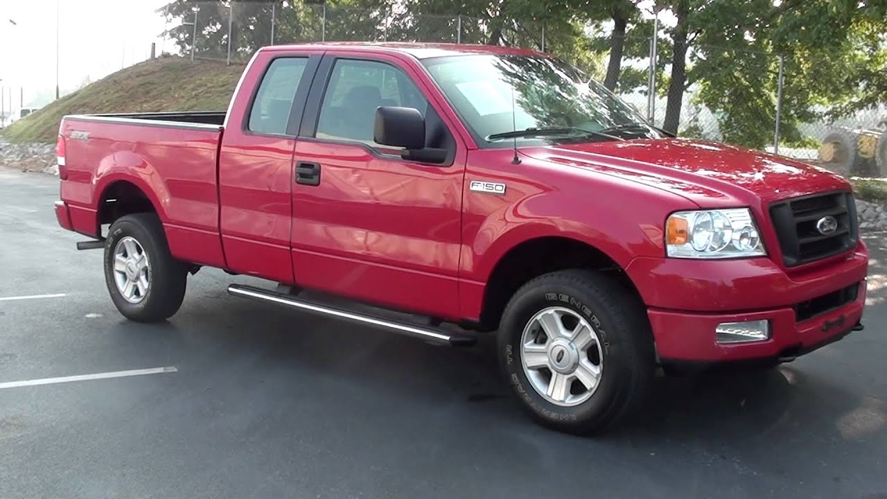 for sale 2005 ford f 150 stx 4x4 stk p5791 youtube. Black Bedroom Furniture Sets. Home Design Ideas