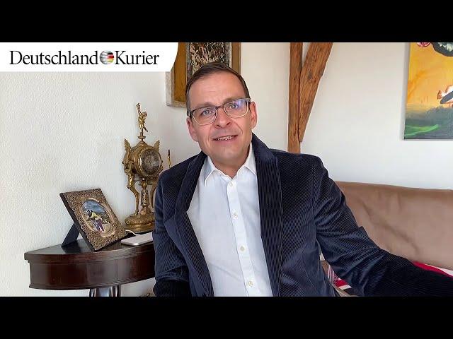 Angela Merkels verbrannte Erde - Gerald Grosz für den Deutschland Kurier