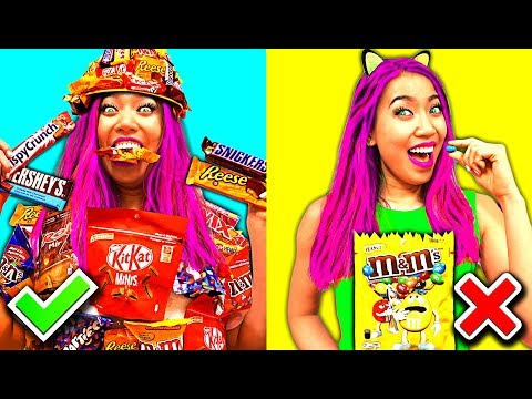 5 Funny and Smart Food Hacks Everyone Should Try!!! (CC Available)