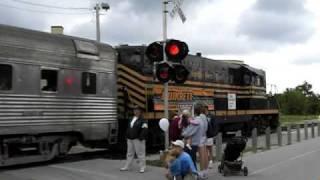 2009 State Fair Train