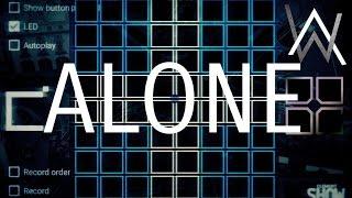Video Alan Walker - Alone | Launchpad Cover [Phantom UniPad]+Project file download MP3, 3GP, MP4, WEBM, AVI, FLV Juni 2018