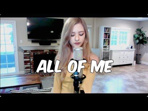 All of Me - John Legend Cover (Jasmine Clarke)