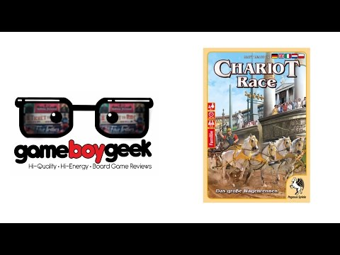 Chariot Race Review with the Game Boy Geek