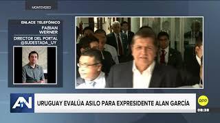 Periodista de Uruguay: