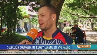 Video Colombia participará en la Copa Suramericana de Rugby League [Noticias] - Telemedellín download MP3, 3GP, MP4, WEBM, AVI, FLV November 2018