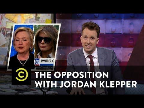 The Opposition w/ JordanKlepper- Bipartisanship Is an Evil Conspiracy