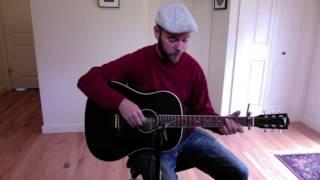 "Www.talltoadmusic.com jackson browne signature model guitar.... ""these days"" intro and finger style.tall toad music43 petaluma blvd. northpeta..."