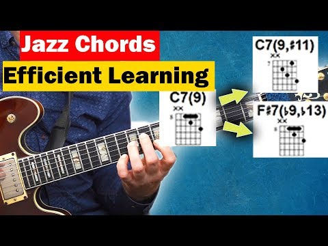 Do this Every Time You Learn a New Jazz Chord