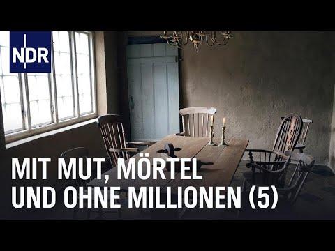 Happy End im Herrenhaus: Mit Mut, Mörtel und ohne Millionen | die nordstory | NDR Doku