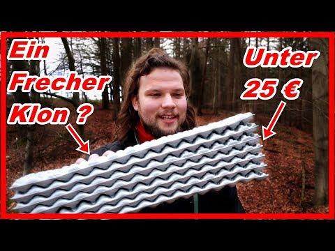 frecher-china-klon-?-😡-thermarest-isomatte-|-ausrüstung-gear-camping-bushcraft-outdoor