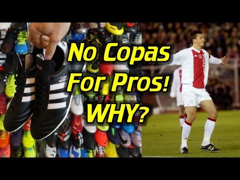Why Don't Pros Wear the Adidas Copa Mundial?