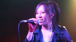 ARISU「Roll Over The Rainbow」(Superfly)深江橋アンコールスター14.11.23